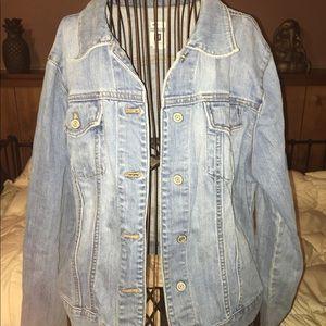 Gap Jean Jacket XL